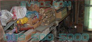 почистване на мазета и тавани София цени