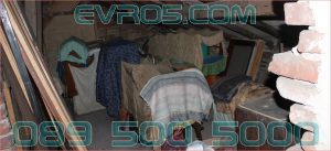 Фирма за почистване на мазета и тавани