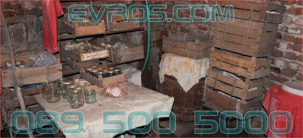 Извозване от тавани и мазета