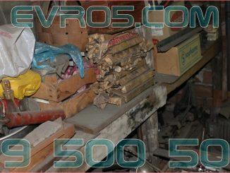 Почистване на тавани и мазета отрупани с вехтории