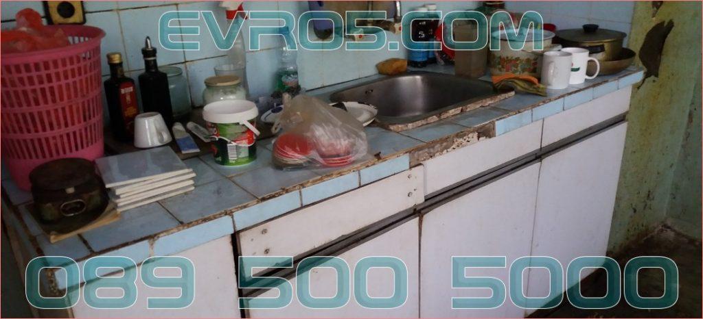 Демонтиране на кухненски шкаф