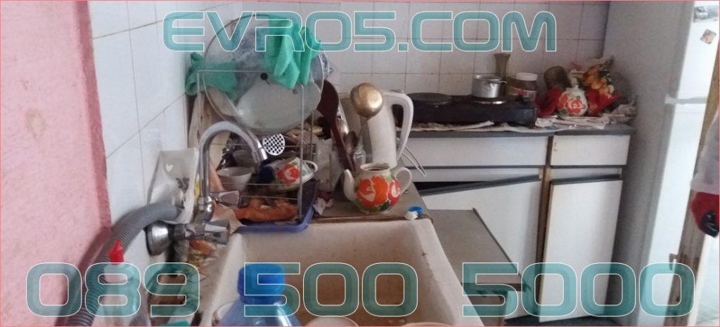 Демонтаж и изнасяне на кухненски шкафове