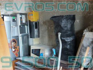 Братя хамал извозва и изхвърля стари мебели Пловдив