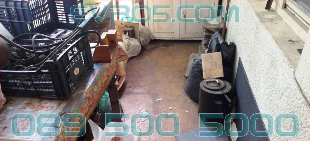 Цена за изхвърля мебели от апартаменти, тавани и мазета