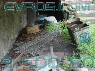 Бригада извозва строителни отпадъци Пловдив