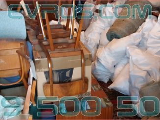 Хамали за изхвърляне на стари и ненужни вещи